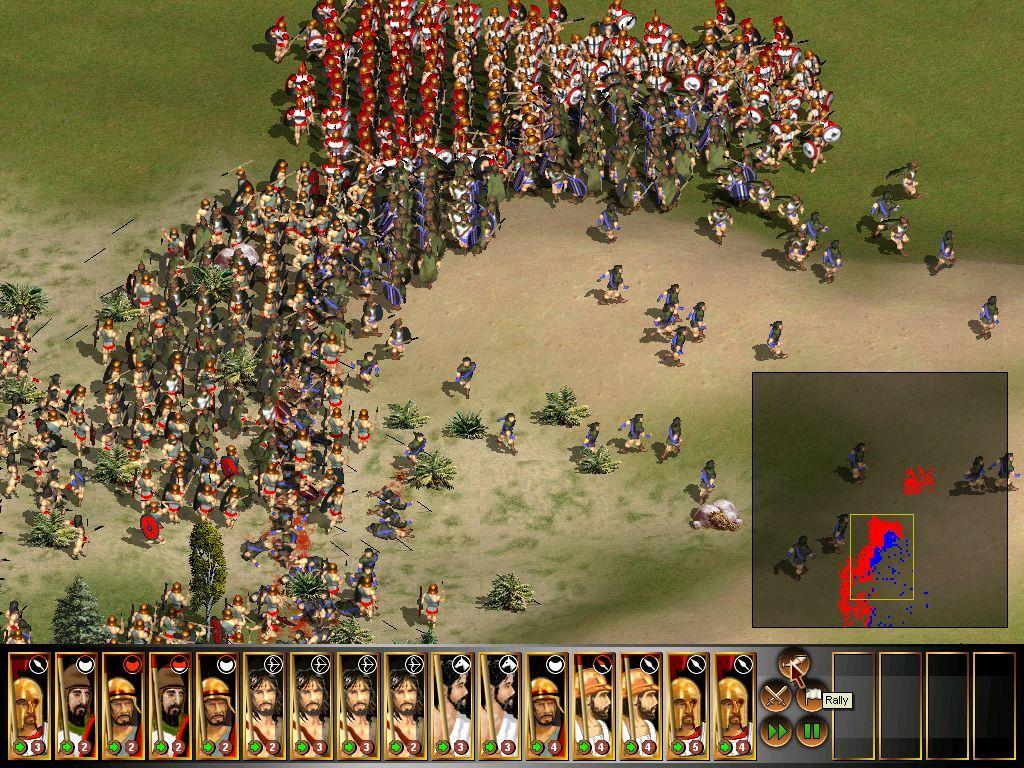 sparta games